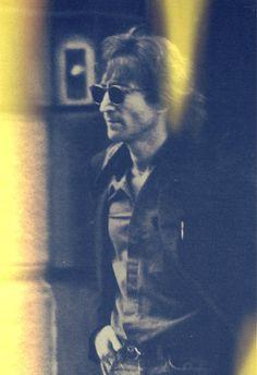 John on a mission