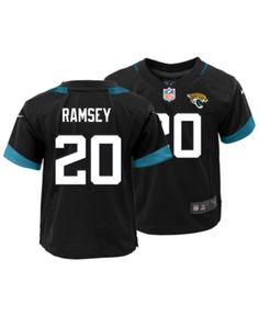 20728614cd1 Nike Little Boys Jalen Ramsey Jacksonville Jaguars Game Jersey - Black 4
