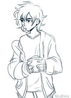 nicoriku:  nico stop stealin ur bfs clothes and eating midnight snacks