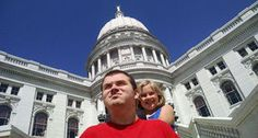 Wisconsin teen and his family have visited the capitols of all 50 states