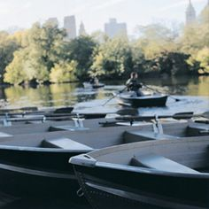 The Boathouse is centrally located within Central Park making it a perfect place from which to launch further exploration of vast Central Park. Rowboat and Bicycle rentals enable you to do just that from a completely unique perspective. We've recently upgraded our recreational facilities with a fleet of 100 new boats and 60 new bikes (of various sizes).