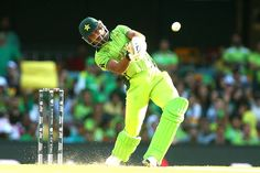 Wahab Riaz's career-best knock saved Pakistan the blushes