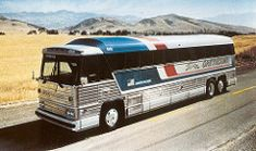 MC8 | por Go Greyhound! Bus City, Bus Coach, Bus Travel, Busses, Motorhome, American History, Classic Cars, Art Deco, Trucks