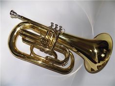 620.00$  Know more - http://aiwvh.worlditems.win/all/product.php?id=2049621415 - Bb Marching Euphonium Musical Instruments include Foambody case and mouthpiece Brass Body Lacquer finish  OEM is accepted
