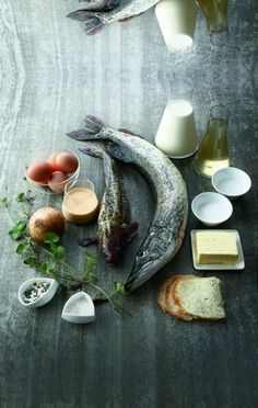 Un Chef, une Recette : Emmanuel Renaut et sa Lotte du Lac et Brochet en Biscuit :.