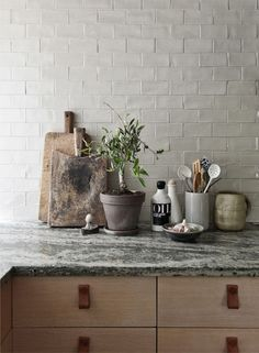 Tile love. - Burch Kitchen back splash