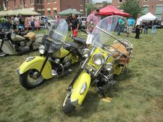1951 Indian Chief – Indian Motocycle Day 2013