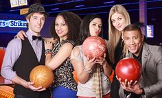 Groupon - Hour of Bowling For Two or Six with Shoe Rental, Arcade Credits & Bumper Car Passes at Stars and Strikes (Up to 58% Off). Groupon deal price: $35.00