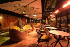 Roof Garden Playground - Great John Street - Eclectic Hotels Manchester
