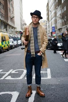 men's london street style | Skinny Guys Fashion 5 fashion tips for tall skinny