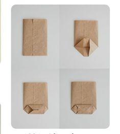 DIY Brush Lettered Gift Bags Diy Bag and Purse diy gift bag Diy Bags Purses, Diy Purse, Paper Gift Bags, Paper Gifts, Paper Bag Crafts, Diy Sac Papier, Wrapping Ideas, Wrapping Papers, Diy Wrapping Paper Bag
