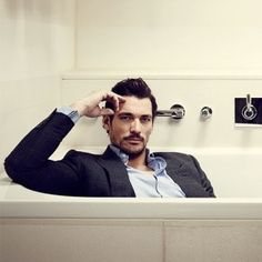 """New David Gandy Interview - Red Online """"I Don't Want To Be Known As Just The Man In The Pants"""""""