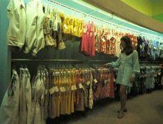 J. B. Ivey & Company, Charlotte, North Carolina. Juniors department at Ivey's (now Dillard's) SouthPark, 1970. (Pat Richardson)