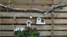 Findest du deinen Gartenzaun auch etwas langweilige? Dann pimpe deinen Zaun mit diesen 16 kreativen Ideen