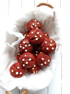 Red Velvet Muffins {recipe}