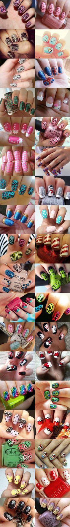 Nail polish! :D