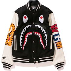 A Bathing Ape has released an extensive Spring/Summer 2015 Collection and it all is dope but one standout garment is the Varsity Jacket. The jacket has resemble a college varsity jacket with colorful chenille, white leather sleeves and black wool… Continue Reading →