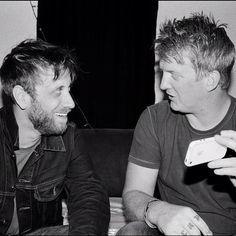 josh homme and dan auerbach