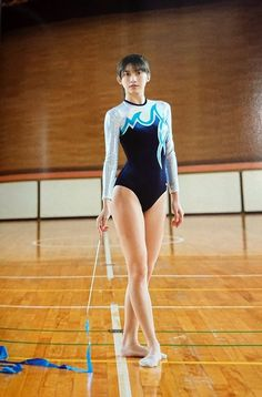 Lingcaran: 画像 in 2020 Cute Asian Girls, Beautiful Asian Girls, Cute Girls, Kids Leotards, Gymnastics Leotards, Beautiful Athletes, Poses References, Cute Japanese Girl, Gymnastics Girls