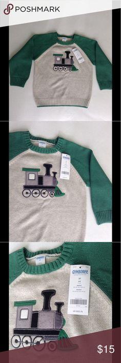 Brand new. Kids sweater. Long sleeve. 3T Gymboree long sleeve sweater. New. Size 3T. Gymboree Shirts & Tops Sweaters