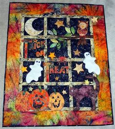 Image detail for -... we ah yes i was making a halloween quilt when last we left off a few