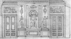 Architecture Baroque, Neoclassical Architecture, Architecture Design, Benz G Class, Louis Xvi, Decoration, 18th Century, Britain, House Ideas