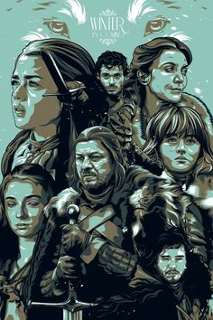 Game of Thrones by Vincent Rhafael Aseo