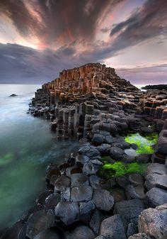 super snaps: Giant's Causeway – Ireland #Must #visit #amazing #world
