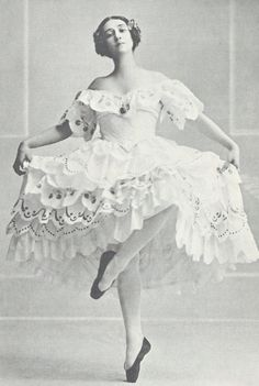 Tamara  Karsavina (1885 – 1978)  Russian ballerina, renowned for her beauty, who was most noted as a Principal Artist of the Imperial Russian Ballet and later the Ballets Russes of Serge Diaghilev.