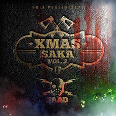 Baba Saad -  XMASSAKA 2 EP | Mehr Infos zum Album hier: http://hiphop-releases.de/deutschrap/baba-saad-xmassaka-2-ep