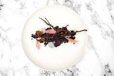 "Dessert ""comme un sous bois"". La recette sur www.eatdesign.eu  #fooddesign #designculinaire #eatdesign"