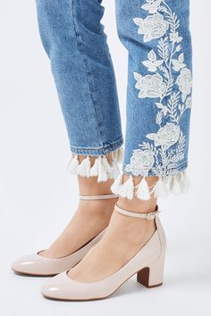 JOURNEY Patent Mary Janes - New In Shoes & Accessories - New In - Topshop