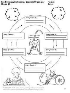 Mouse a Cookie Book Unit Math and Literacy Activities - In this 77 page packet, you will find loads of activities to go along with the wonderful book, If You Give a Mouse a Cookie.