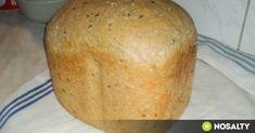 Sokmagvas kenyér sütőgépben recept képpel. Hozzávalók és az elkészítés részletes leírása. A sokmagvas kenyér sütőgépben elkészítési ideje: 60 perc Kenya, Clean Eating, Food And Drink, Cookies, Baking, Recipes, Breads, Crack Crackers, Bread Rolls