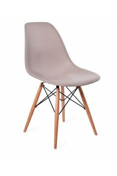Affordable Eames-looking knockoffs by a Jacksonville modern furniture manufacturer.