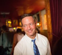 Martin O'Malley's campaign says the former Maryland governor has raised $2 million.