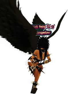 Captured Inside IMVU - Join the Fun! my e♥m♥o winged