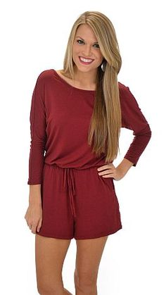 The romper that beats all the other rompers! $39 at shopbluedoor.com
