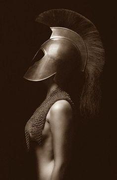warrior woman: