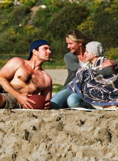 Jason Patric, Cameron Diaz & Sofia Vassilieva in My Sister's Keeper