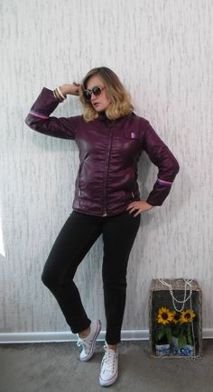 Vintage Light Jacket by SweetSpicyVintage on Etsy