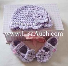 FREE CROCHET PATTERN: Comfy Toddler Sandals
