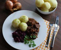 Aus dem Slowcooker: Wiener Saftgulasch