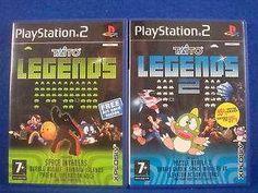 Legends 1,2 ps2