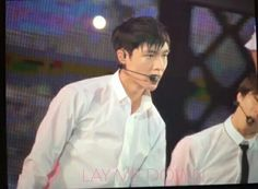 [PREVIEW] 150830 LAY cr.LAY ME DOWN Yixing, Exo, Chef Jackets, Life