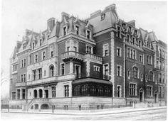 vanderbilt brownstone | Daytonian in Manhattan: The Lost Henry Marquand Mansion -- Madison Ave ...