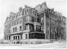 vanderbilt brownstone   Daytonian in Manhattan: The Lost Henry Marquand Mansion -- Madison Ave ...