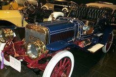 1909 Winton Model 17 Touring