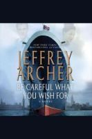 Be Careful What You Wish For. Audiobook version. Picked by: Amanda Bailey. http://innopac.hal.org/record=b2190735~S7