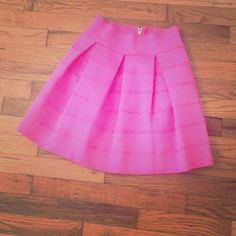 Pink skirt NOT LILLY Great used condition Lilly Pulitzer Skirts